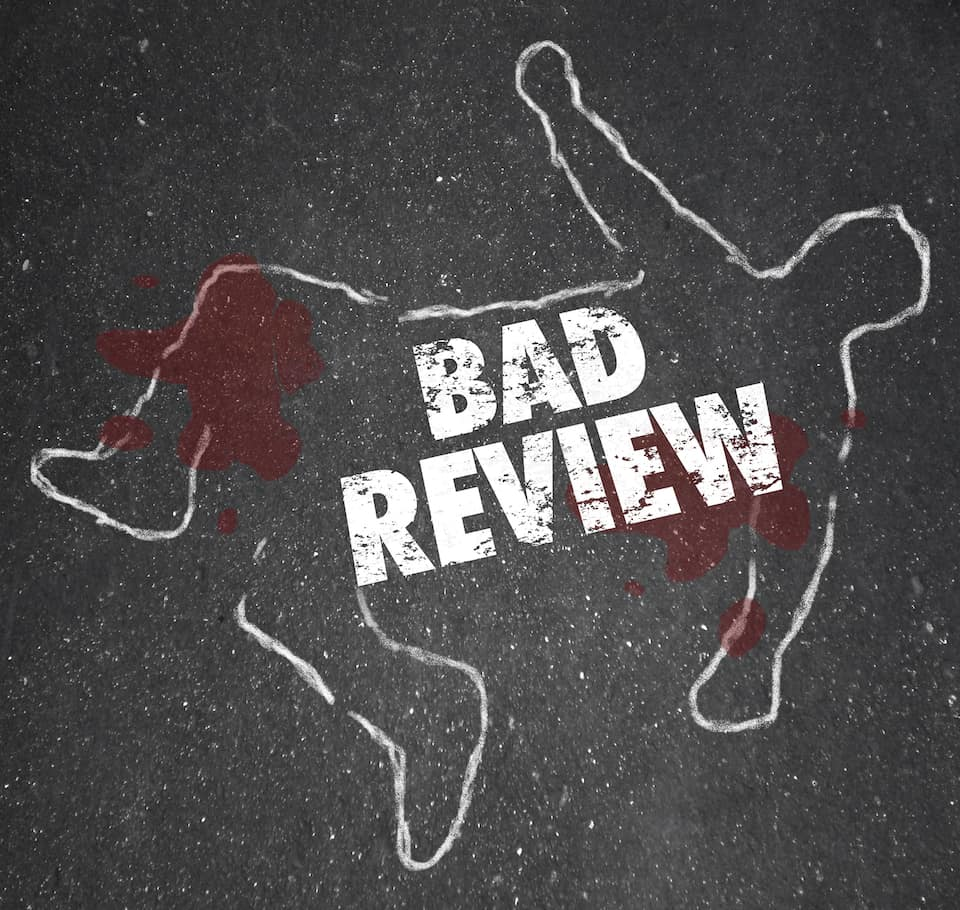 Are You a Victim of False Negative Reviews?