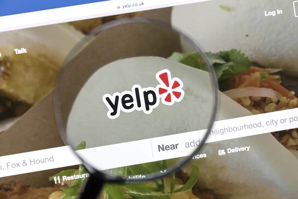 Yelp policy